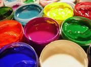 Краска. Шелкотрафарет. Пластизоль. Водные краски. Емульсия. Клей-спрей