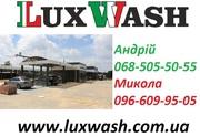 Каркасы Lux Wash для моек авто