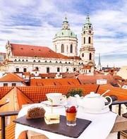 Тури до Праги,  21.10. на 3 ночі з авіа від 298 € з особи