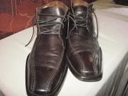 Продам туфли Lavorazione Artigianale мужские кожаные 40 размер.