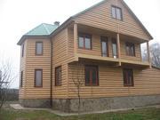 Блок хаус сосна для внутренних работ в Львове