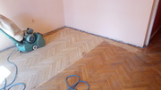 Реставрація,  ремонт,  відновлення і обслуговування підлогових покриттів