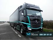 Запчасти к грузовикам Mercedes