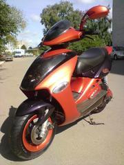 Продам  скутер Malaguti f15 firefox lc