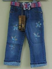 Детские джинсы опт