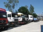 Розборка MAN запчастини б/у для вантажних автомобілів